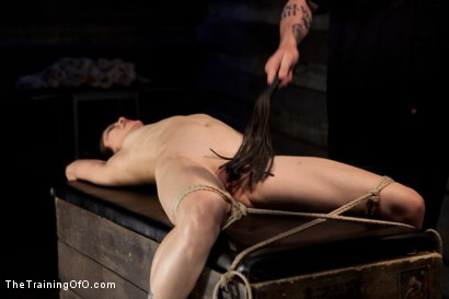 Photo number 14 from Ultimate Obedience: Heights, Drowning, and the Dark shot for The Training Of O on Kink.com. Featuring Asphyxia Noir in hardcore BDSM & Fetish porn.