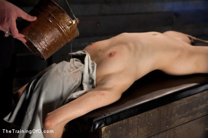 Photo number 12 from Ultimate Obedience: Heights, Drowning, and the Dark shot for The Training Of O on Kink.com. Featuring Asphyxia Noir in hardcore BDSM & Fetish porn.