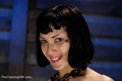 Photo number 17 from Ultimate Obedience: Heights, Drowning, and the Dark shot for The Training Of O on Kink.com. Featuring Asphyxia Noir in hardcore BDSM & Fetish porn.