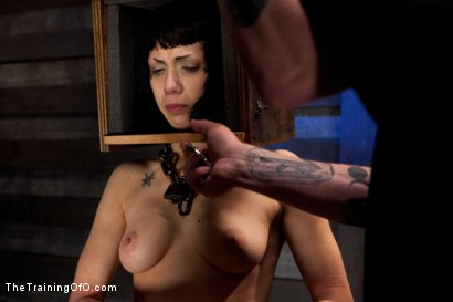Photo number 18 from Ultimate Obedience: Heights, Drowning, and the Dark shot for The Training Of O on Kink.com. Featuring Asphyxia Noir in hardcore BDSM & Fetish porn.