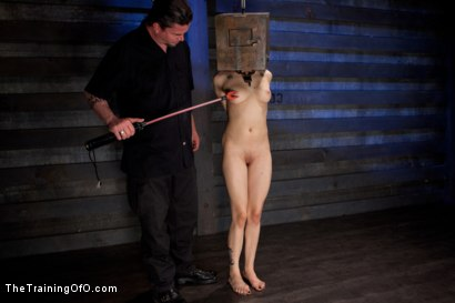 Photo number 21 from Ultimate Obedience: Heights, Drowning, and the Dark shot for The Training Of O on Kink.com. Featuring Asphyxia Noir in hardcore BDSM & Fetish porn.