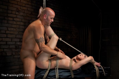 Photo number 12 from Asphyxia Day 3  Sadistic Sexual Obedience for atom shot for The Training Of O on Kink.com. Featuring Asphyxia Noir and Derrick Pierce in hardcore BDSM & Fetish porn.