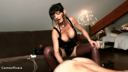 Photo number 3 from Asshole shot for Carmen Rivera on Kink.com. Featuring  in hardcore BDSM & Fetish porn.