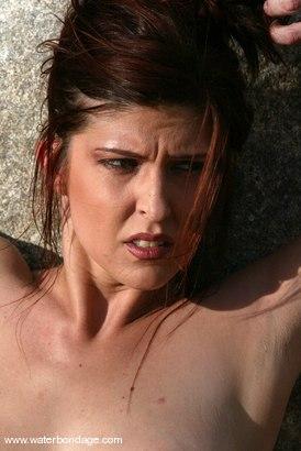 Photo number 11 from Sasha Monet shot for Water Bondage on Kink.com. Featuring Sasha Monet in hardcore BDSM & Fetish porn.