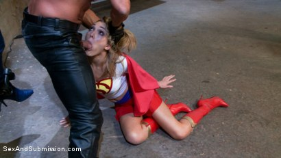 Photo number 5 from Broken Heroines: A Superhero Parody, High Production BDSM and Sex Feature! shot for Sex And Submission on Kink.com. Featuring Dee Williams, Lily LaBeau and Lee Stone in hardcore BDSM & Fetish porn.