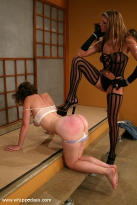 Photo number 5 from Kym Wilde and May-Anne shot for whippedass on Kink.com. Featuring May-Anne and Kym Wilde in hardcore BDSM & Fetish porn.