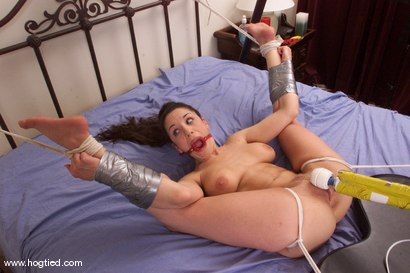Photo number 1 from Jewell Marceau shot for Hogtied on Kink.com. Featuring Jewell Marceau in hardcore BDSM & Fetish porn.