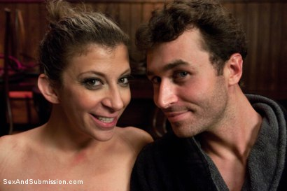 Photo number 15 from Mistreated: Sara Jay shot for Sex And Submission on Kink.com. Featuring James Deen and Sara Jay in hardcore BDSM & Fetish porn.