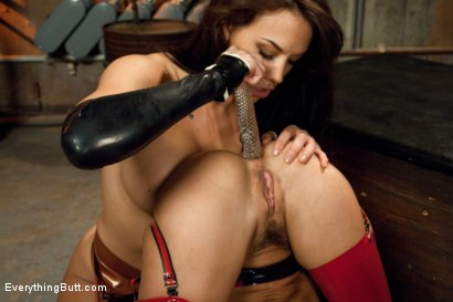 Photo number 10 from Supercharged Anal shot for Everything Butt on Kink.com. Featuring James Deen, Chanel Preston and Gia DiMarco in hardcore BDSM & Fetish porn.