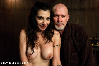 Photo number 15 from Annika shot for Sex And Submission on Kink.com. Featuring Mark Davis and Annika in hardcore BDSM & Fetish porn.