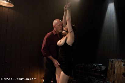 Photo number 2 from Annika shot for Sex And Submission on Kink.com. Featuring Mark Davis and Annika in hardcore BDSM & Fetish porn.