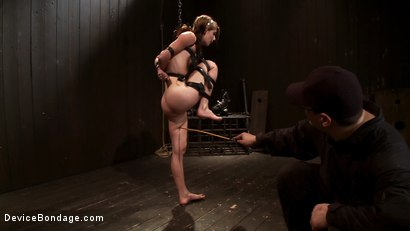 Photo number 13 from The Dancer - distraught and teased shot for Device Bondage on Kink.com. Featuring Isis Love and Sensi Pearl in hardcore BDSM & Fetish porn.