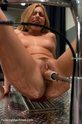 Photo number 5 from The Gladiator of Pussy Fucking: Lexi Belle Meets her fucking machine match shot for Fucking Machines on Kink.com. Featuring Lexi Belle in hardcore BDSM & Fetish porn.