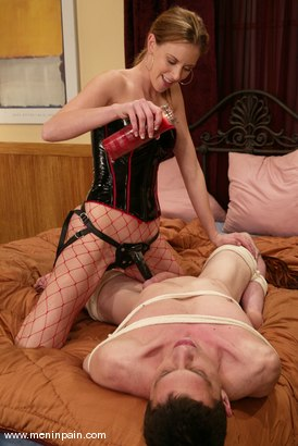 Photo number 8 from Audrey Leigh and Clement shot for Men In Pain on Kink.com. Featuring Audrey Leigh and Clement in hardcore BDSM & Fetish porn.