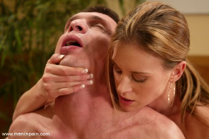 Photo number 6 from Audrey Leigh and Clement shot for Men In Pain on Kink.com. Featuring Audrey Leigh and Clement in hardcore BDSM & Fetish porn.