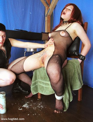 Photo number 1 from Zille and Alexi shot for Hogtied on Kink.com. Featuring Alexi and Zille in hardcore BDSM & Fetish porn.