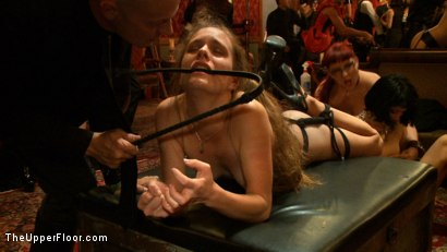 Photo number 12 from Pre-Folsom Party: part one shot for The Upper Floor on Kink.com. Featuring Asphyxia Noir, Skin Diamond, Krysta Kaos, Iona Grace, Nerine Mechanique and Pink Suga in hardcore BDSM & Fetish porn.