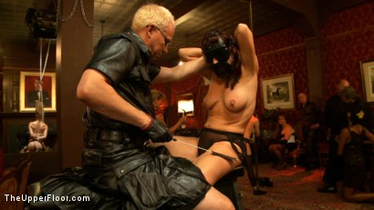 Photo number 10 from Pre-Folsom Party: part one shot for The Upper Floor on Kink.com. Featuring Asphyxia Noir, Skin Diamond, Krysta Kaos, Iona Grace, Nerine Mechanique and Pink Suga in hardcore BDSM & Fetish porn.