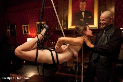 Photo number 4 from Pre-Folsom Party: part one shot for The Upper Floor on Kink.com. Featuring Asphyxia Noir, Skin Diamond, Krysta Kaos, Iona Grace, Nerine Mechanique and Pink Suga in hardcore BDSM & Fetish porn.