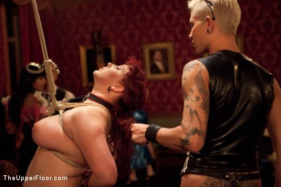 Photo number 11 from Pre-Folsom Party: part two shot for The Upper Floor on Kink.com. Featuring Asphyxia Noir, Skin Diamond, Krysta Kaos, Iona Grace, Nerine Mechanique and Pink Suga in hardcore BDSM & Fetish porn.