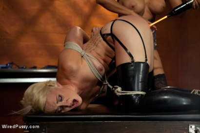 Photo number 9 from Dylan Returns shot for Wired Pussy on Kink.com. Featuring Isis Love and Dylan Ryan in hardcore BDSM & Fetish porn.