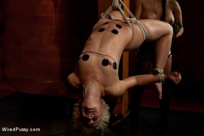 Photo number 10 from Dylan Returns shot for Wired Pussy on Kink.com. Featuring Isis Love and Dylan Ryan in hardcore BDSM & Fetish porn.