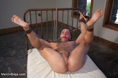 Photo number 13 from Fabio Stallone - Beefy Italian Stallion with Fat Cock  shot for Men On Edge on Kink.com. Featuring Fabio Stallone in hardcore BDSM & Fetish porn.