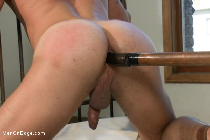 Photo number 9 from Fabio Stallone - Beefy Italian Stallion with Fat Cock  shot for Men On Edge on Kink.com. Featuring Fabio Stallone in hardcore BDSM & Fetish porn.