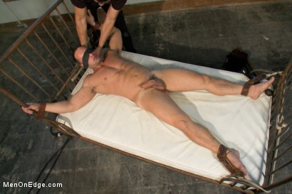 Photo number 14 from Fabio Stallone - Beefy Italian Stallion with Fat Cock  shot for Men On Edge on Kink.com. Featuring Fabio Stallone in hardcore BDSM & Fetish porn.