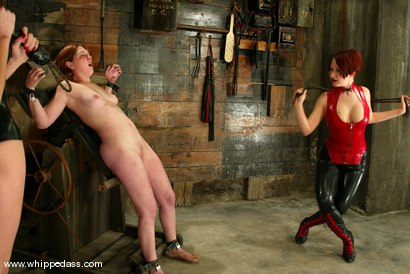 Photo number 7 from Ginger, Audrey Leigh and Sonya shot for Whipped Ass on Kink.com. Featuring Ginger, Audrey Leigh and Sonya in hardcore BDSM & Fetish porn.