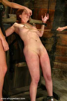 Photo number 9 from Ginger, Audrey Leigh and Sonya shot for Whipped Ass on Kink.com. Featuring Ginger, Audrey Leigh and Sonya in hardcore BDSM & Fetish porn.