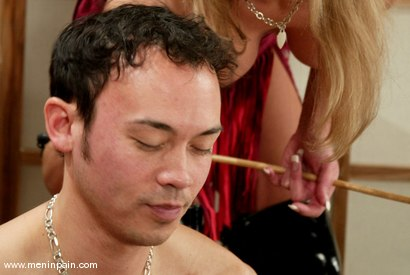 Photo number 15 from Janay and Kai shot for Men In Pain on Kink.com. Featuring Janay and Kai in hardcore BDSM & Fetish porn.