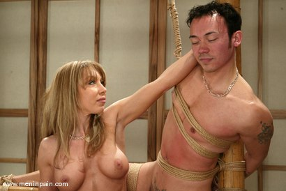 Photo number 9 from Janay and Kai shot for Men In Pain on Kink.com. Featuring Janay and Kai in hardcore BDSM & Fetish porn.