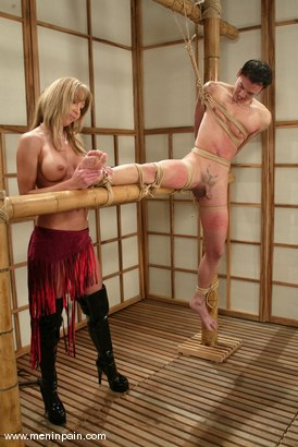 Photo number 11 from Janay and Kai shot for Men In Pain on Kink.com. Featuring Janay and Kai in hardcore BDSM & Fetish porn.