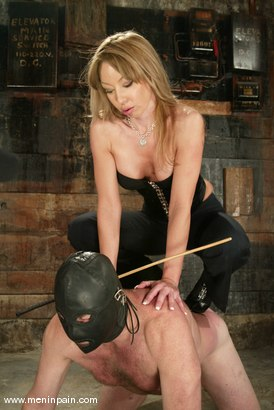 Photo number 9 from Janay and Slave shot for Men In Pain on Kink.com. Featuring Janay and Slave in hardcore BDSM & Fetish porn.