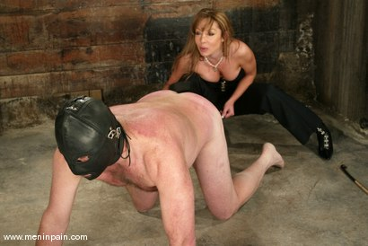 Photo number 14 from Janay and Slave shot for Men In Pain on Kink.com. Featuring Janay and Slave in hardcore BDSM & Fetish porn.