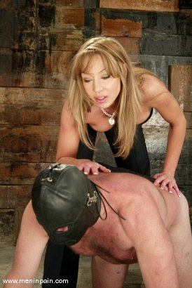 Photo number 5 from Janay and Slave shot for Men In Pain on Kink.com. Featuring Janay and Slave in hardcore BDSM & Fetish porn.