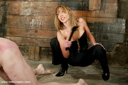 Photo number 6 from Janay and Slave shot for Men In Pain on Kink.com. Featuring Janay and Slave in hardcore BDSM & Fetish porn.