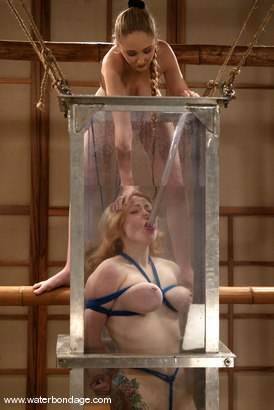 Photo number 8 from Adrianna Nicole shot for Water Bondage on Kink.com. Featuring Adrianna Nicole in hardcore BDSM & Fetish porn.