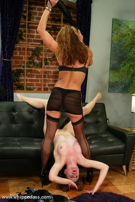 Photo number 11 from Holly, ElectroBoy and Kym Wilde shot for Whipped Ass on Kink.com. Featuring Holly, ElectroBoy and Kym Wilde in hardcore BDSM & Fetish porn.