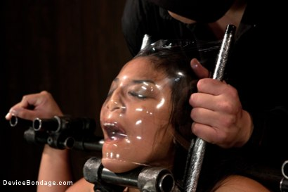 Photo number 11 from She looks hotter in bondage shot for Device Bondage on Kink.com. Featuring Adrianna Luna in hardcore BDSM & Fetish porn.