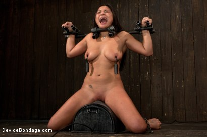Photo number 9 from She looks hotter in bondage shot for Device Bondage on Kink.com. Featuring Adrianna Luna in hardcore BDSM & Fetish porn.