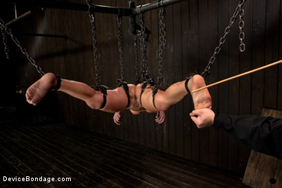 Photo number 7 from She looks hotter in bondage shot for Device Bondage on Kink.com. Featuring Adrianna Luna in hardcore BDSM & Fetish porn.