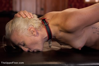 Photo number 10 from New Slaves Struggle to Please shot for The Upper Floor on Kink.com. Featuring Dylan Ryan and Juliette March in hardcore BDSM & Fetish porn.
