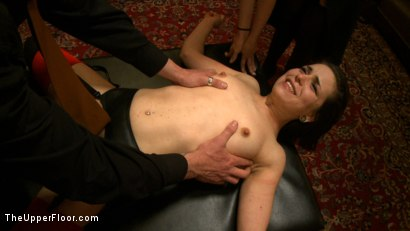 Photo number 13 from Pleasing Iona shot for The Upper Floor on Kink.com. Featuring Juliette March and Iona Grace in hardcore BDSM & Fetish porn.