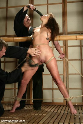 Photo number 13 from Lew Rubens and Maria Shadoes shot for Hogtied on Kink.com. Featuring Lew Rubens and Maria Shadoes in hardcore BDSM & Fetish porn.