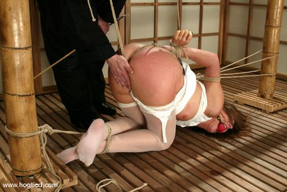 Photo number 4 from Lew Rubens and Maria Shadoes shot for Hogtied on Kink.com. Featuring Lew Rubens and Maria Shadoes in hardcore BDSM & Fetish porn.