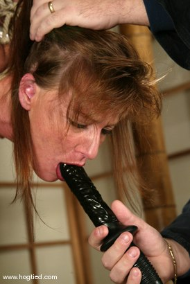 Photo number 7 from Lew Rubens and Maria Shadoes shot for Hogtied on Kink.com. Featuring Lew Rubens and Maria Shadoes in hardcore BDSM & Fetish porn.