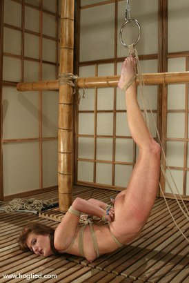 Photo number 8 from Lew Rubens and Maria Shadoes shot for Hogtied on Kink.com. Featuring Lew Rubens and Maria Shadoes in hardcore BDSM & Fetish porn.