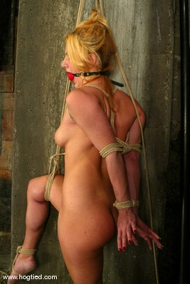 Photo number 5 from Jenni Lee and Lew Rubens shot for Hogtied on Kink.com. Featuring Lew Rubens and Jenni Lee in hardcore BDSM & Fetish porn.